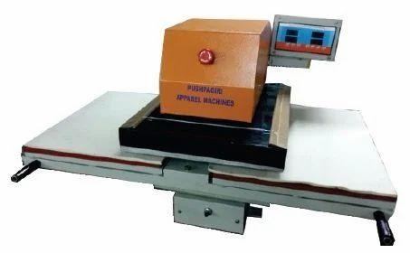Fully Automatic Press Amd 54 64 - Pushpagiri Apparel