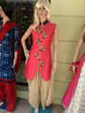 Patiala Dress