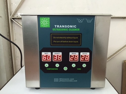 PCB Cleaning Machines - PCB Cleaner 3 2 Liters Manufacturer