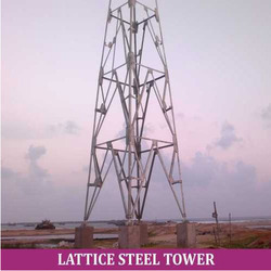 Lattice Steel Tower