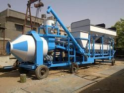 Mini Mixer Batching Plant