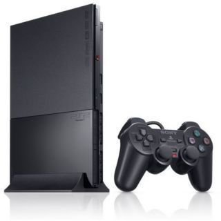 Sony Playstation 2 Ultra Slim PS2 Console Unlocked with ...