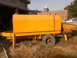 Concrete Pump Parts in Ahmedabad, कंक्रीट पंप