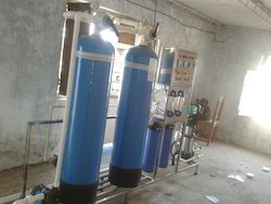 SS304 Mineral Water Plant
