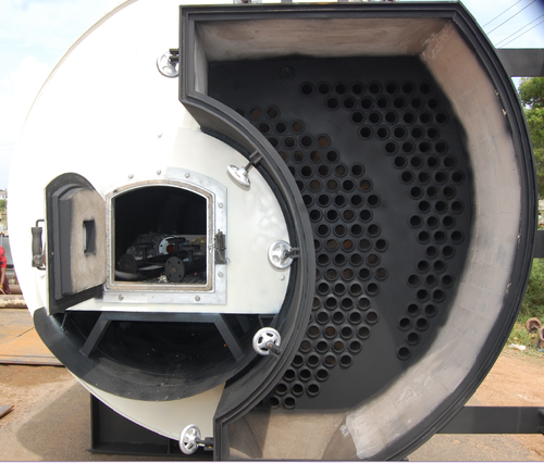 Boiler for Food Processing