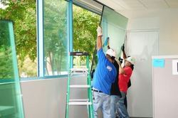Glass Fixing Service