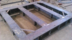 Mild steel Heavy Fabrication
