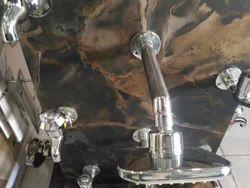 Aluminium Faucets