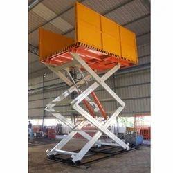 Merrit Hydraulic Scissor Lift Platform