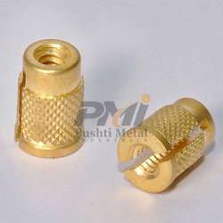 Brass Moulding Hardware Fitting Insert