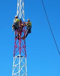 Radio Tower Installation Services in Chamrajnagar, T  I  P  L