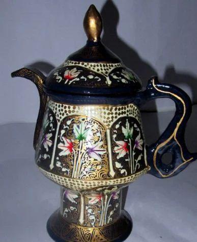 Paper Mache Samawar - View Specifications & Details of Handicraft