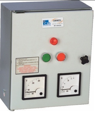 C&S 80/100 mfd Deluxe Single Phase Submersible Pump Starter ... on single phase hydraulic pump, single phase irrigation pump, single phase controller, single phase coolant pump, single phase motor, single phase water pump, single phase submersible transformer, single phase inverter, single phase air compressor,
