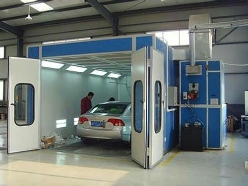 Car Spray Painting Booth at Rs 400000/no | Spray Booth | ID: 17779846648