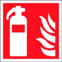 Fire Extinguisher Glow Signages (Fire Signages)
