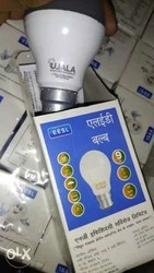 Cool Daylight And Warm White Uajala Goverment Sarkari LED Bulb 9W