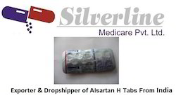 Alsartan H Tablets