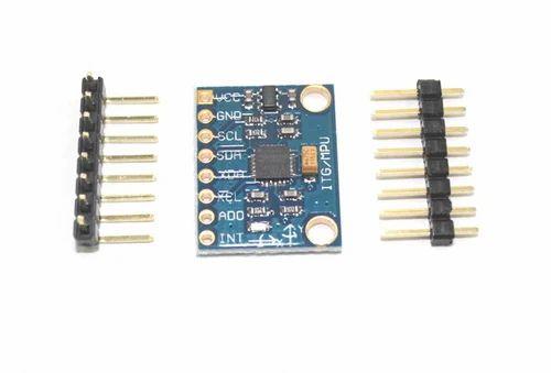 Gy 521 Mpu 6050 6dof 3 Axis Acceleration Gyroscope Module