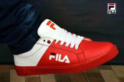 Fila Sports Shoes, Size: 8 and 7, Rs