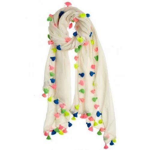 Fancy Silk Scarf