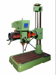 25mm Radial Drill Machine
