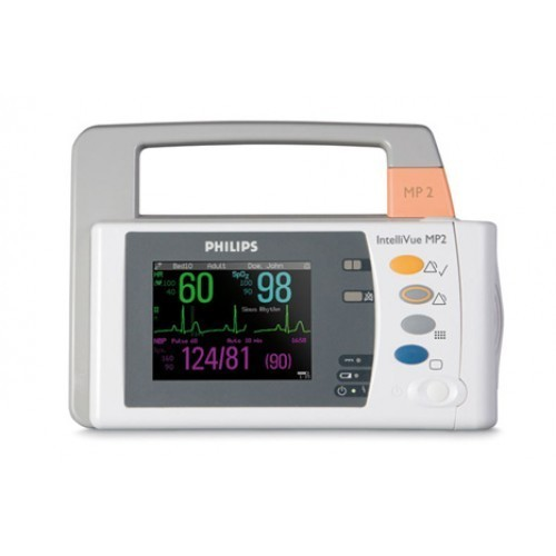 Philips IntelliVue MP2 Patient Monitor, for Clinical Use