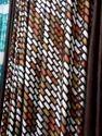 Brown Curtains