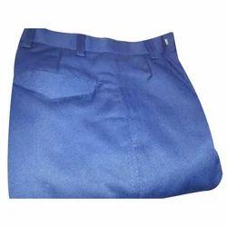 Poly Cotton School Uniform Blue Trouser