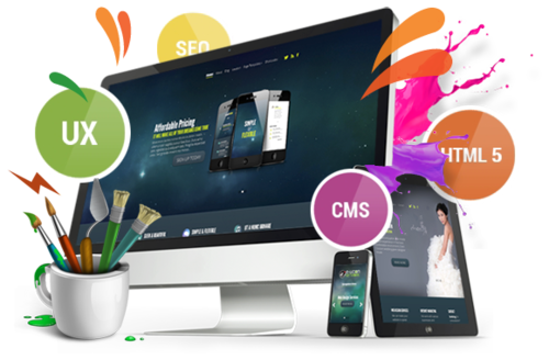 Image result for Web Design Services