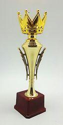 Crown Golden Trophy