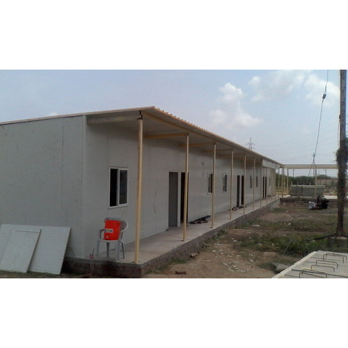 Prefabricated Houses and Structures - Security Cabin Manufacturer
