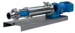 Stainless Steel Screw Pump, Model Name/Number: ARP105.2