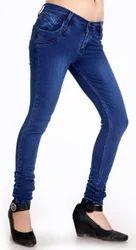 Stretchable Ladies Jeans