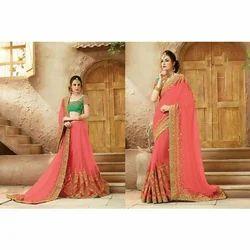 Ethnic Designer Saree
