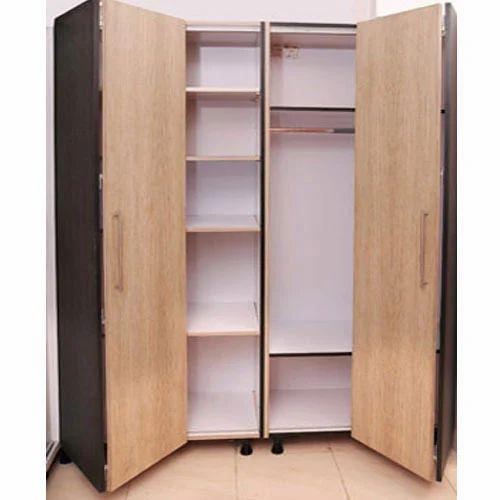 Folding Door Wardrobe, Folding Almirah, Portable Wardrobe, Folding Wardrobe,  Folding Cupboard, Evana Wardrobes - Temptation Interiors, Chennai | ID:  13657118473
