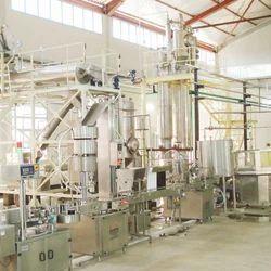 Multi-Fruit Processing Plant