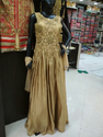 Golden Bridal Suit