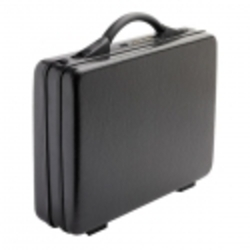 VIP BT XL Cabin Briefcase Jet Black Bag