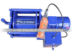 Electrical Winch Machine