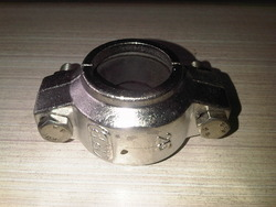 Polished SS Grooved Coupling