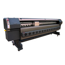 Digital Konica Solvent Printer