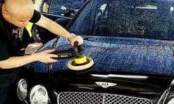 Car Cleaning And Polish Service
