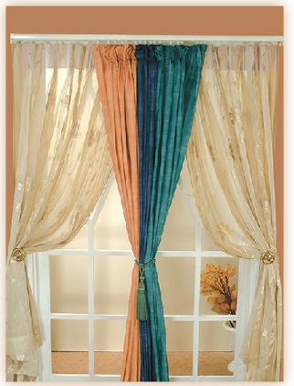 Curtains Power Track