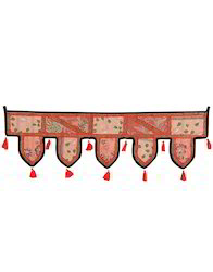 door hanging embroidered toran