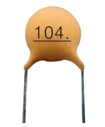 Low Voltage Ceramic Capacitor Electrical Electronic