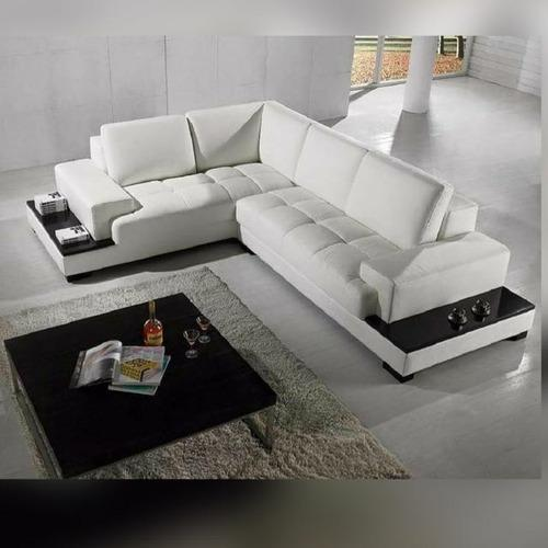 white l shape sofa rs 40000 piece heritage india id 13174542730 rh indiamart com l shape sofa design for small living room l shape sofa design for small living room