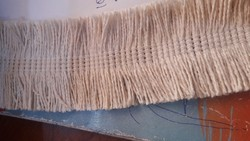 Cotton fringe lace