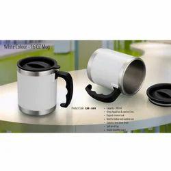 White Colour Mug