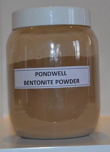 Pond Lining Grade Bentonite - View Specifications & Details