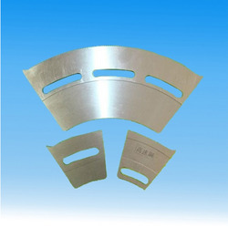 Stainless Steel Corrugated Boxes Blades, ap